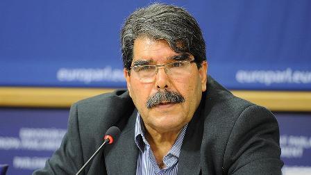 PKK/PYD'nin 'diplomatik maske'si Salih Müslüm