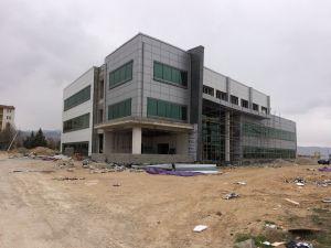 Ereğli 'de yeni diş hastanesinde sona yaklaşıldı