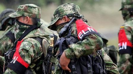 Kolombiya'da ELN'den marttaki seçimler için ateşkes kararı