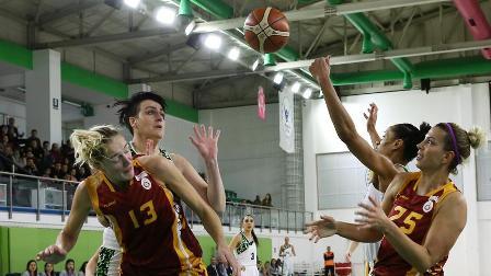 Galatasaray'ın konuğu Spar Citylift Girona