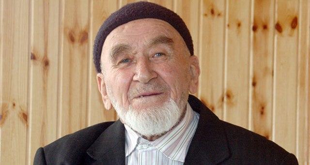 86 yaşındaki Durmuş dede Afrin için göreve hazır