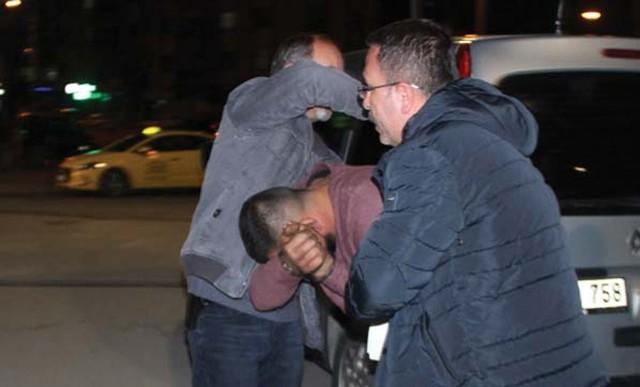 Vatandaşların akaryakıt çalarken yakaladığı şüpheli tutuklandı
