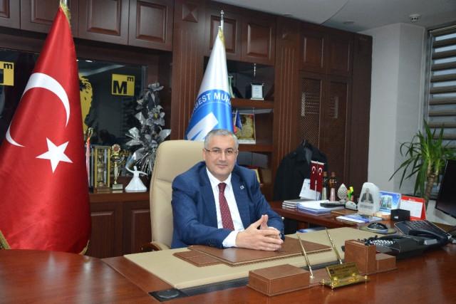 Konya Smmmo Başkanı Özselek'ten Vergi Haftası Mesajı