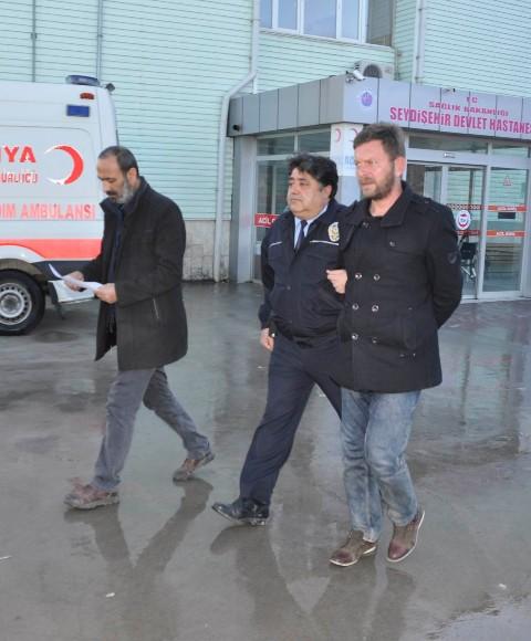 Konya'da uyuşturucu satıcılarına operasyon: 6 gözaltı