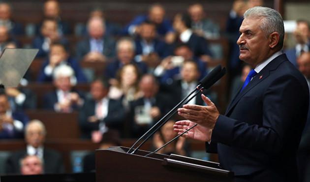 Başbakan Yıldırım, AK Parti grup toplantısında konuşuyor!