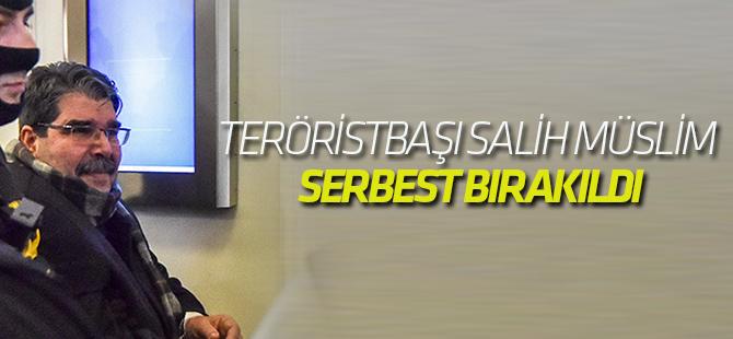 Teröristbaşı Salih Müslim serbest!