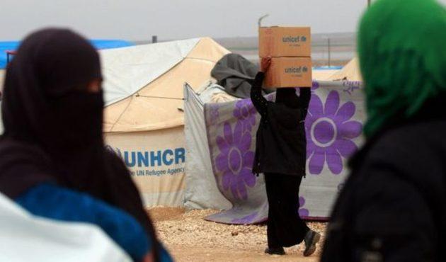 Suriyeli kadınlara yardım karşılığı ahlaksız teklif!