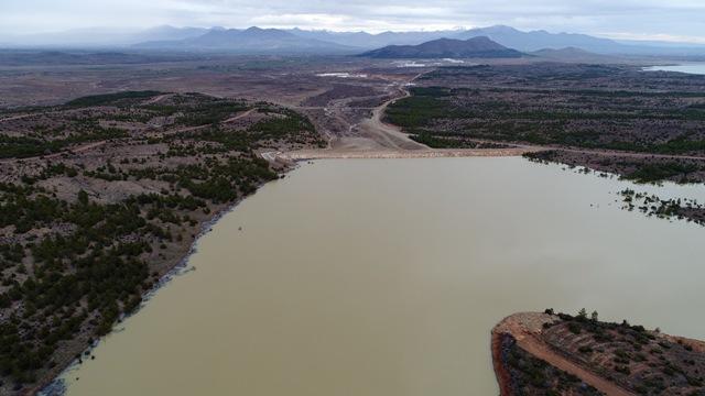Büyükşehir Sorumluluğundaki 83 Gölet Sulama Sezonuna Hazır