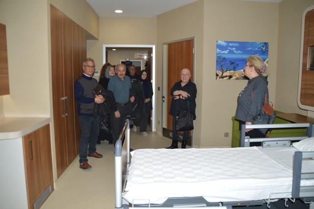 Konya'nın yeni Onkoloji Merkezi Medova Hastanesi'nde hizmete girdi