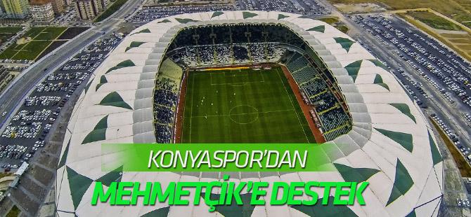 Konyaspor, Malatyaspor maçının gelirini Mehmetçik Vakfı'na bağışlayacak