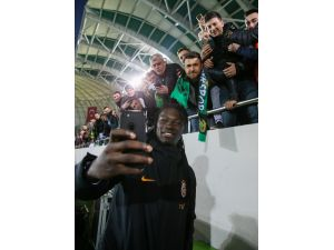Akhisarspor-Galatasaray maçından notlar