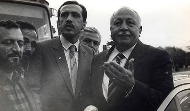 Cumhurbaşkanı Erdoğan'dan, Necmettin Erbakan mesajı...