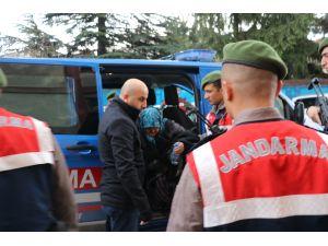 Bolu'da iki aile arasındaki silahlı kavga