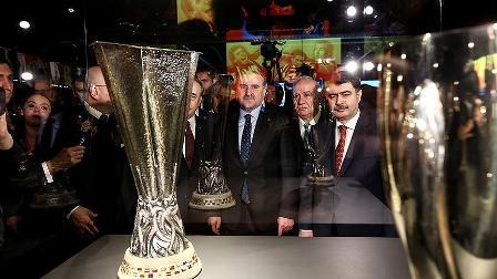 Galatasaray Stadyum Müzesi'nin resmi açılışı yapıldı