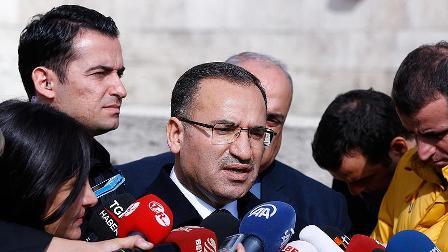 Başbakan Yardımcısı Bozdağ: Türkiye'de kimse hukuk devletini hiçbir zaman askıya alamayacak