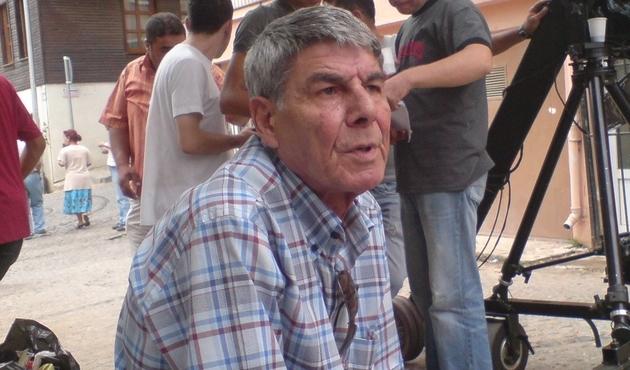 Usta oyuncu Ercan Yazgan felç geçirdi...