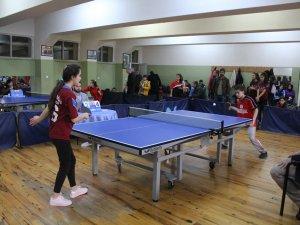 Yıldızlar masa tenisi il birincileri belli oldu