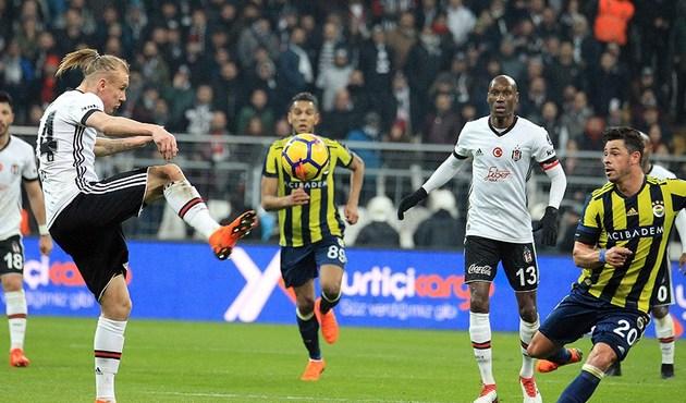 ZTK'da dev derbi... Fenerbahçe Beşiktaş'a konuk olacak!