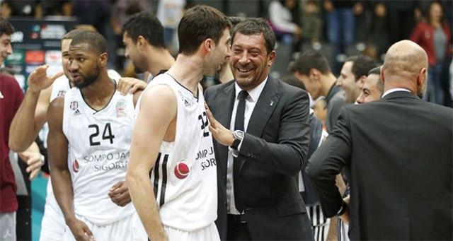 Ufuk Sarıca: 'Basketbol Şampiyonlar Ligi'nde dörtlü final oynamak istiyoruz'