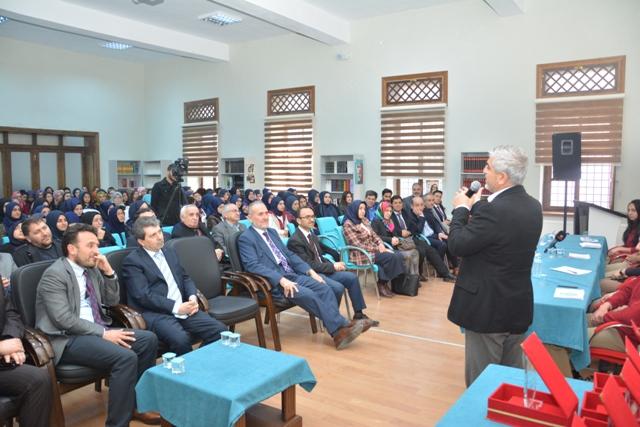 "Çumra'da ""Sultan Abdülhamid Han"" paneli"