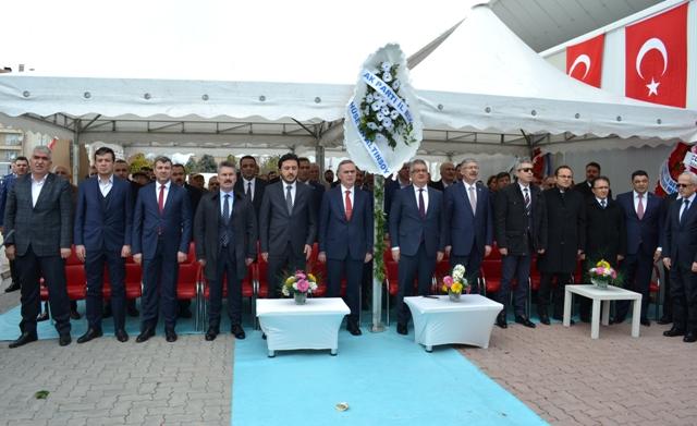Babaoğlu, Aksaray'da konuştu