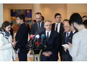 Maliye Bakanı Ağbal soruları yanıtladı: (1)