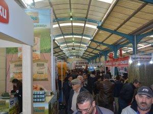 Çumra 2. Tarım, Hayvancılık ve Tohumculuk Festivali açıldı