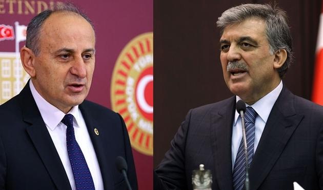 CHP yine Abdullah Gül'e bel bağladı...