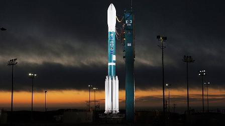 NASA meteoroloji uydusu fırlattı