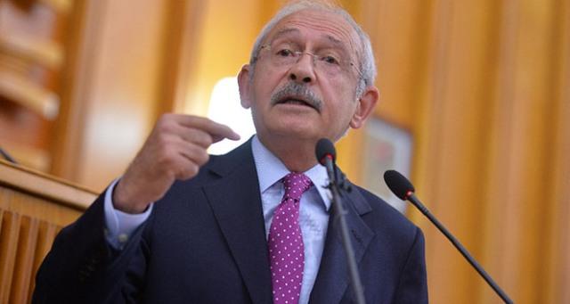Kılıçdaroğlu'ndan Türk bayrağı asma çağrısı