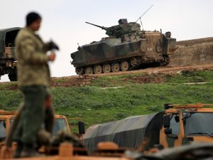 Zeytin Dalı Harekatında 2295 terörist etkisiz hale getirildi