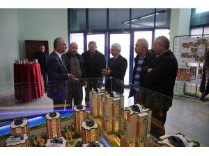 Sivas eski sanayide kentsel dönüşüm başlıyor