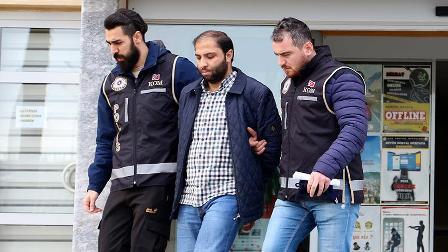 FETÖ'nün sözde yeni Rize il imamı tutuklandı