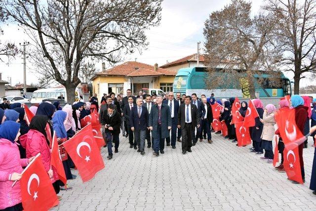 Lider Ülke Türkiye Mücadelesine En Büyük Destek Veren Şehiriz
