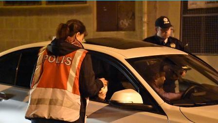 İstanbul'un 39 ilçesinde 'huzur operasyonu' yapılıyor