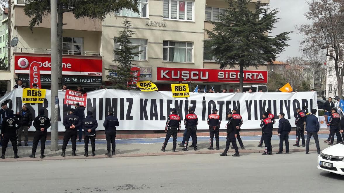 KAFECİLER BAŞBAKAN'A SESLENDİ:KALENİZ İÇTEN...