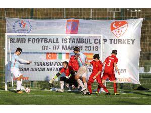 Futbol: Sesi Görenler İstanbul Kupası