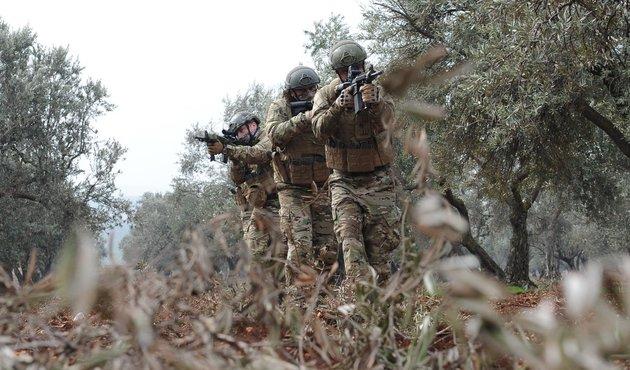 Öldürülen terörist sayısı 2500'ü aştı! 7 kritik yer ele geçirildi...