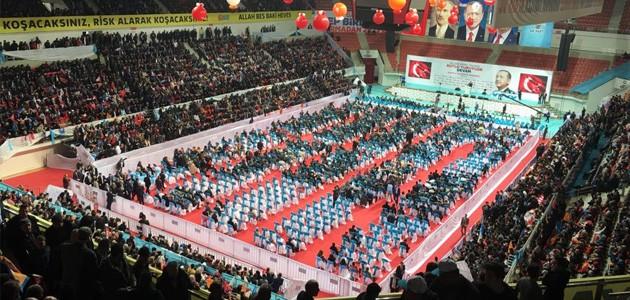 AK Parti Konya İl Teşkilatının kurullarında yer alan isimler Belli Oldu