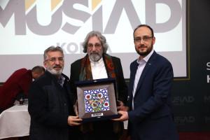 Yazar Friedlander, Müslümanın iş hayatını anlattı