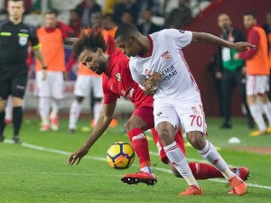 Antalyaspor: 1 - Demir Grup Sivasspor: 4