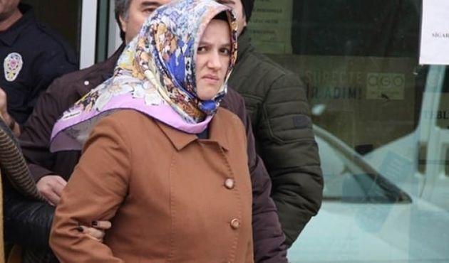CHP'nin sahip çıktığı FETÖ 'abla'sı tutuklandı!