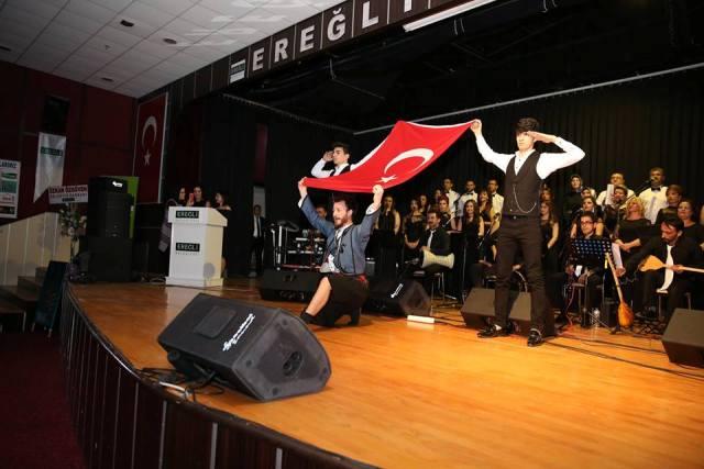 Bugünkü türküler Afrin için