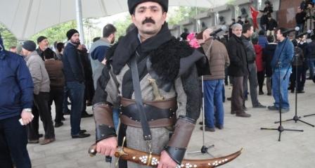 120 yıllık Osmanlı yemini tekrar dillerde