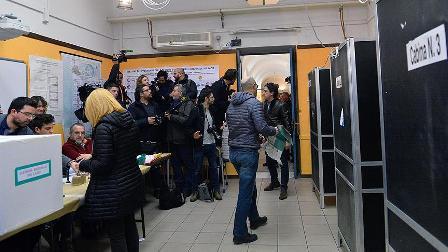 İtalya'da seçimin kazananı merkez sağ ittifakı
