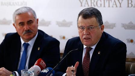 Yargıtay Başkanı Cirit: Türkiye'de yargı bağımsız ve tarafsız