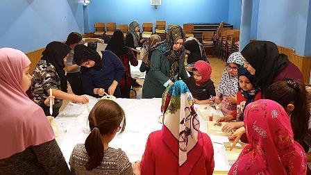 Almanya'da çocuklara 'İslam dininde yemek adabı' eğitimi