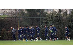 Fenerbahçe'de Yeni Malatyaspor maçı hazırlıkları
