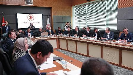 'Seçim İttifakı' Teklifi Anayasa Komisyonunda