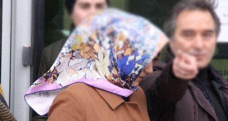 Tutuklanan FETÖ'nün 'eyalet ablası' itiraz üzerine serbest bırakıldı